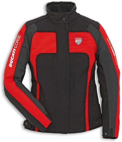 Ducati Corse Textile Women's Riding Jacket 98102934