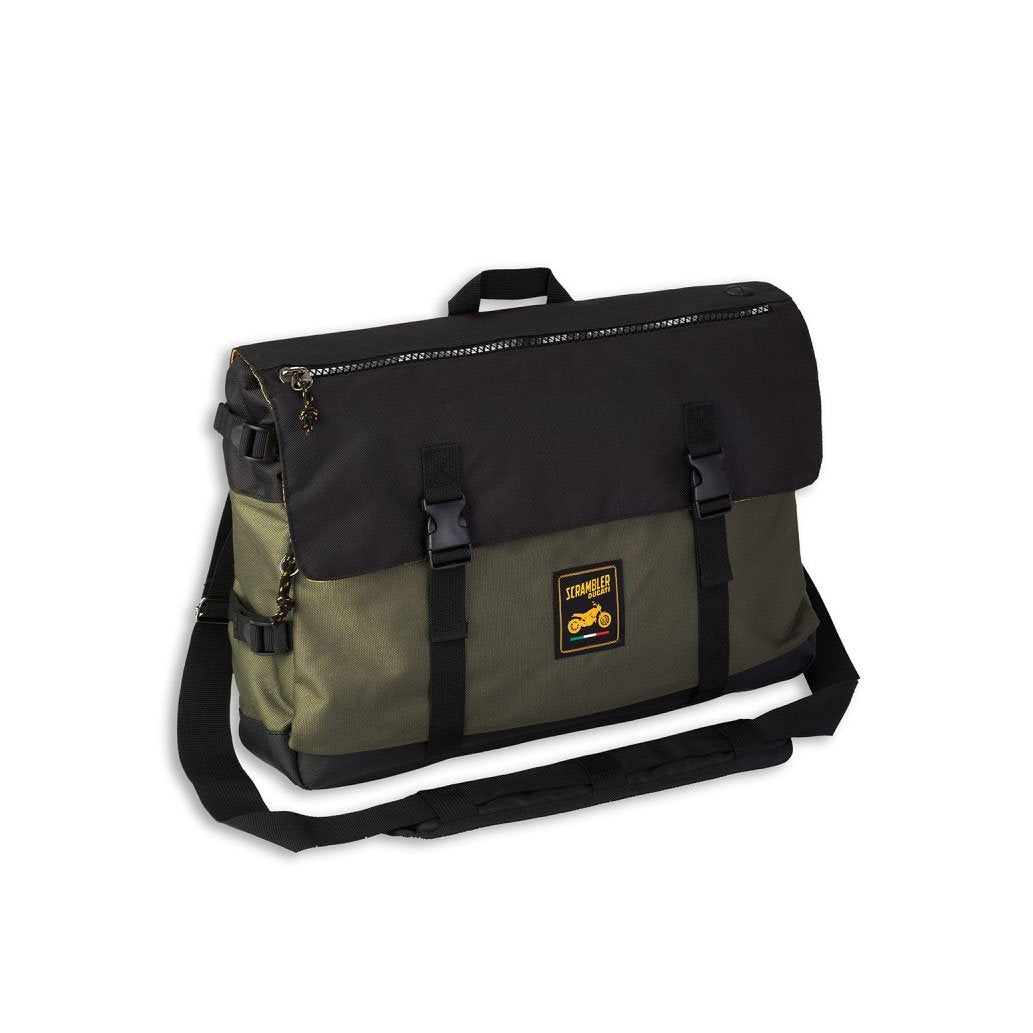 Ducati Scrambler Messenger Bag