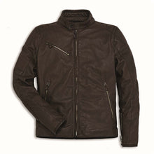 Load image into Gallery viewer, Ducati Downtown Leather Jacket 9810327