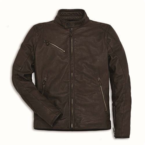 Ducati Downtown Leather Jacket