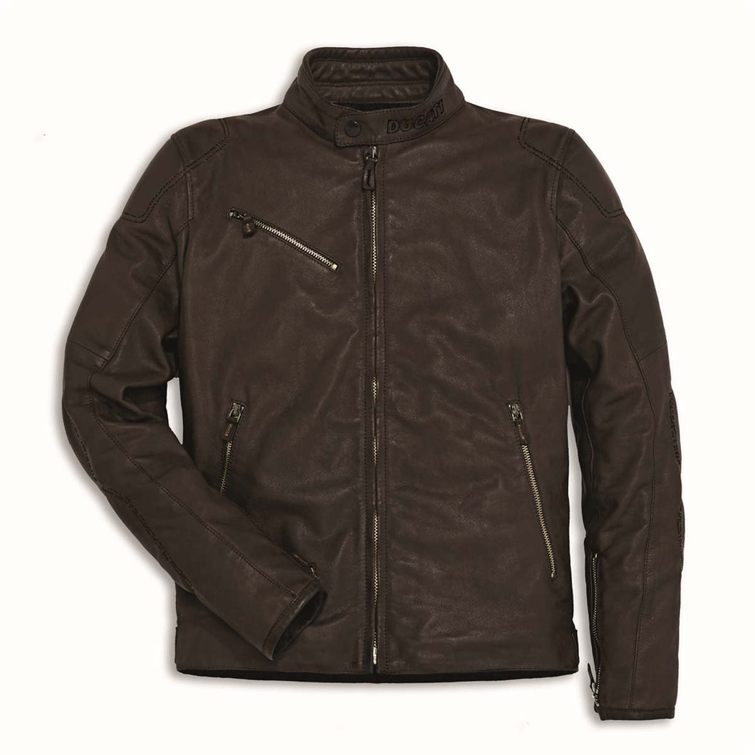 Ducati Downtown Leather Jacket 9810327