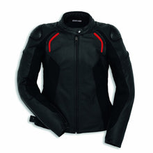Load image into Gallery viewer, Ducati Women's Stealth C2 Leather Jacket