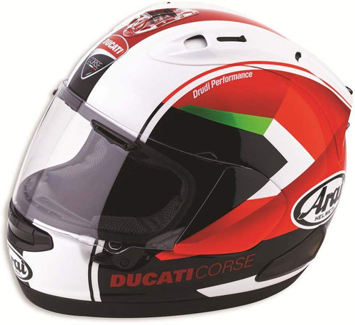 Ducati Red Arrow RX-GP Helmet