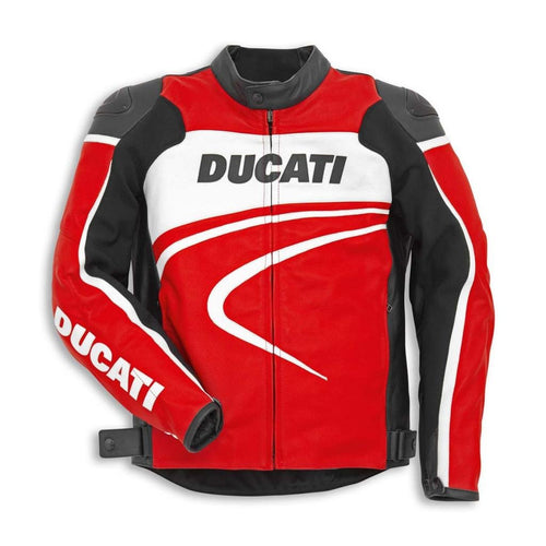 Ducati Sport C2 Leather Riding Jacket