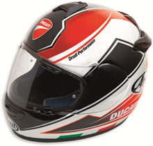 Load image into Gallery viewer, Ducati Theme Helmet