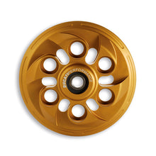 Load image into Gallery viewer, Ducati Self-Ventilated Clutch Pressure Plate - Gold 96856608B