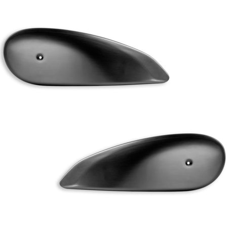Ducati Scrambler Black Aluminum Side Panels 97380161A