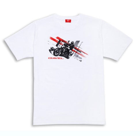 Ducati Diavel T-Shirt 987678993