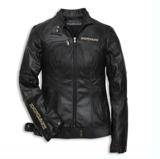 Ducati Monster Anniversary Leather Jacket