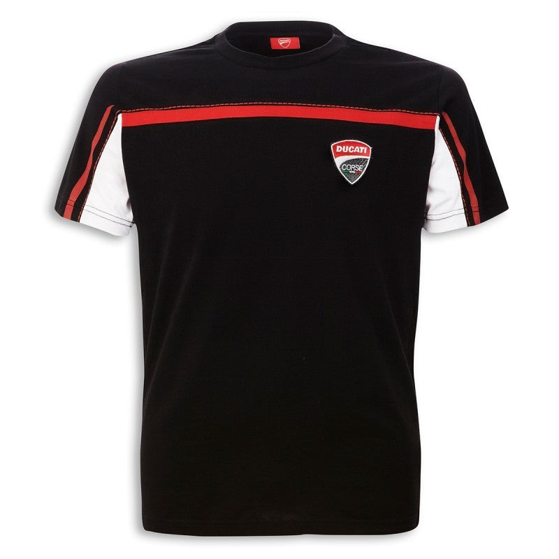 Ducati Corse Men's T-Shirt - Black 987684864