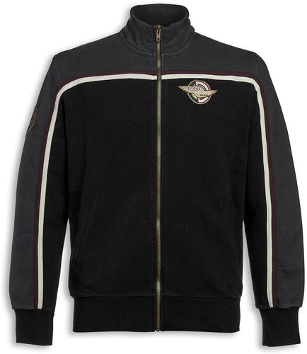Ducati Men's Meccanica Full-Zip Sweatshirt