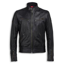Load image into Gallery viewer, Ducati Vintage Leather Jacket 987695106