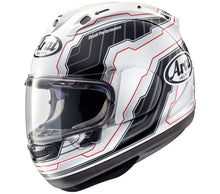 Load image into Gallery viewer, Arai Corsair-X Mamola Edge White