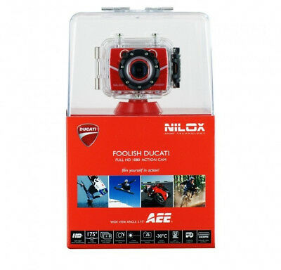 Ducati Nilox Foolish Action Camera