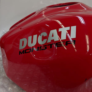 Ducati Monster 821 Used Gas Tank 58612001CA