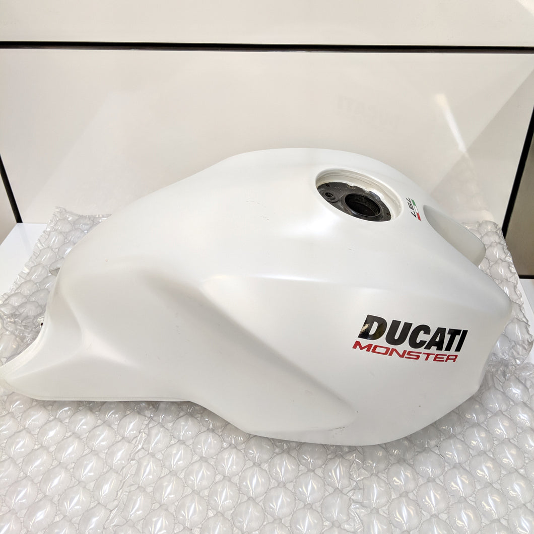 Ducati Monster 797 Used Gas Tank 58612571AB