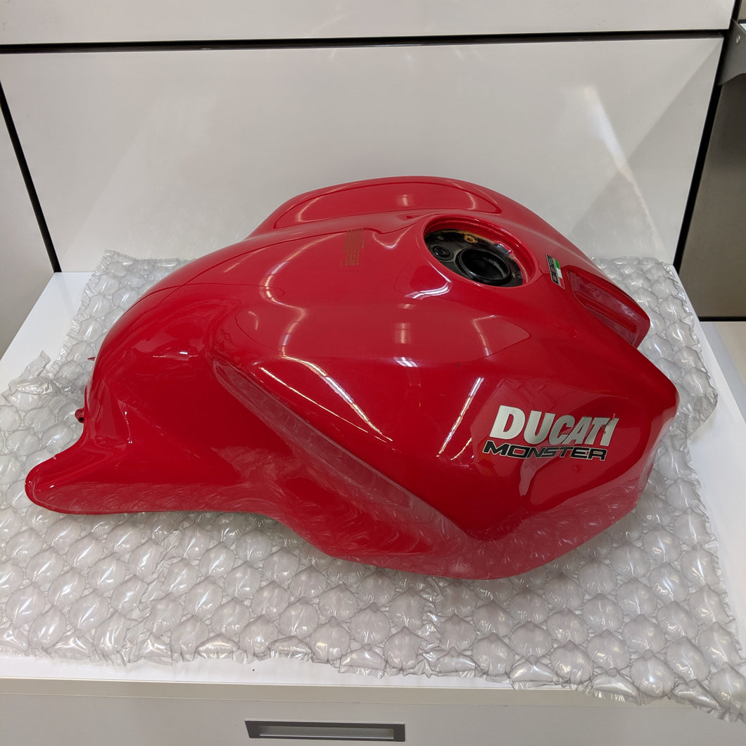 Ducati Monster 1200 Used Gas Tank 58612501EB