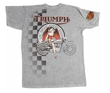 Load image into Gallery viewer, Triumph UHL Lil' Devil T-Shirt