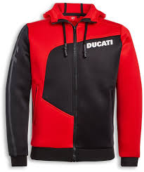 Ducati Adventure Hooded Sweatshirt