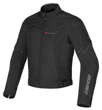 Load image into Gallery viewer, Dainese Crono Tex Jacket - Black/Black