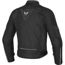Load image into Gallery viewer, Dainese Crono Tex Jacket - Black/Black 1735142-631-58