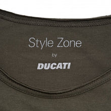 Load image into Gallery viewer, Ducati Style Zone Long Journey T-Shirt 98768285