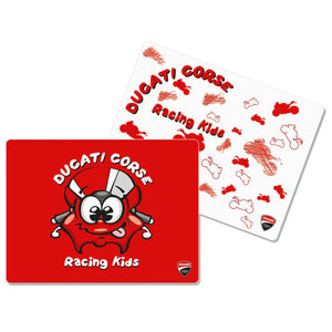 Ducati Corse Kid's Breakfast Placemats 987691026