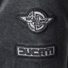 Load image into Gallery viewer, Ducati Historical Hooded Sweatshirt