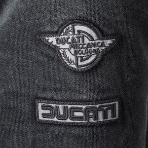 Ducati Historical Hooded Sweatshirt