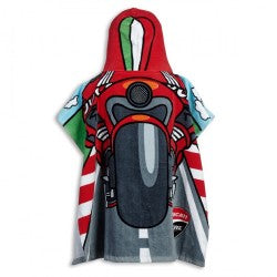 Ducati Corse Kids Bathrobe