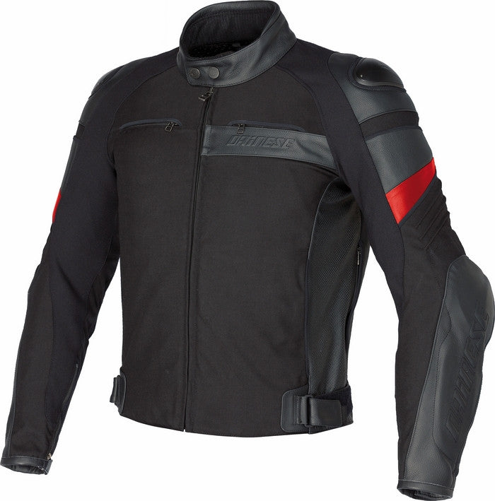 Dainese G Frazer Pelle - Black/Red