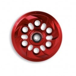 Ducati Self-Ventilated Clutch Pressure Plate - Red