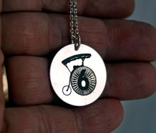 Load image into Gallery viewer, The Prisoner Necklace, The Prisoner Jewelry | Mineovermatter Designs