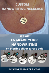 A Personalized Jewelry, necklace