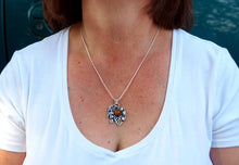 Load image into Gallery viewer, Amber Statement Necklace