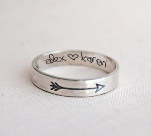Arrow Ring