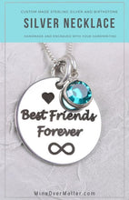 Load image into Gallery viewer, Best Friends Necklace