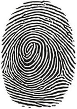 Load image into Gallery viewer, Fingerprint Ring
