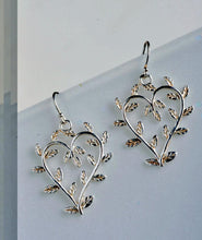 Load image into Gallery viewer, Sterling Silver Earrings | Drop Earrings