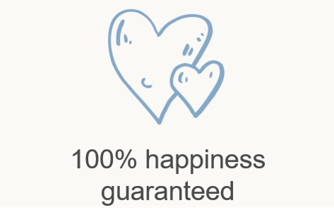 Oceanness 100% happiness guaranteed