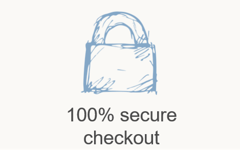 Oceanness 100% secure checkout