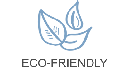 Oceanness eco-friendly icon