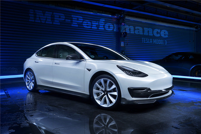 FULLY CHARGED – THE IMP PERFORMANCE MODEL 3 AERO KIT