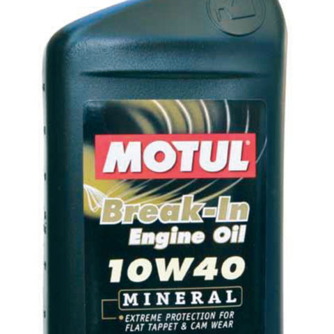 Motul 1QT Classic BREAK-IN OIL 10W40 (Part# mot2810QTA)