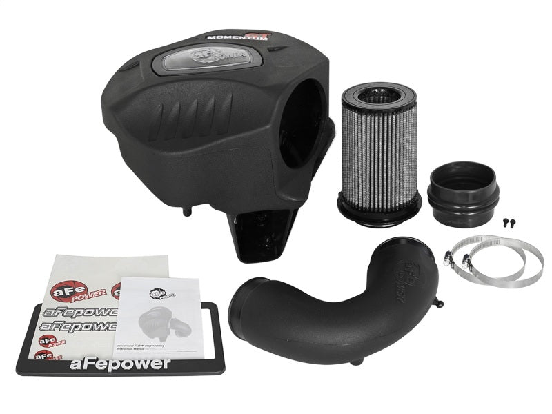aFe POWER Momentum GT Pro Dry S Intake System 16-17 BMW 330i F30 B46/48 I4-2.0L (t)