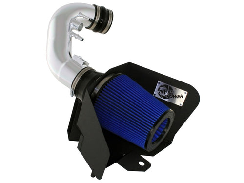 aFe MagnumFORCE Intakes Stage-2 P5R AIS P5R Ford Mustang 11-12 V8-5.0L Polished