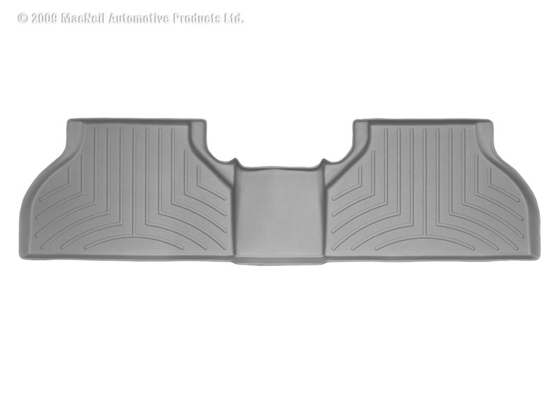 WeatherTech 2017+ Audi A4 (Sedan) Rear FloorLiner - Grey