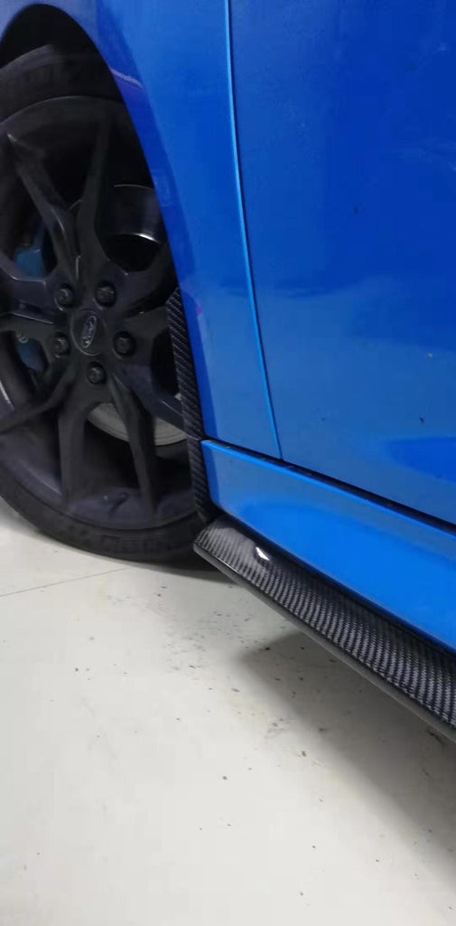 Aero Republic Ford Fiesta Focus RS/ST MK3 MK4 Carbon Arch Guards Mud Flaps
