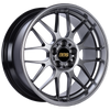 BBS RG-R 19x9 5x120 ET20 Diamond Black Wheel -82mm PFS/Clip Required