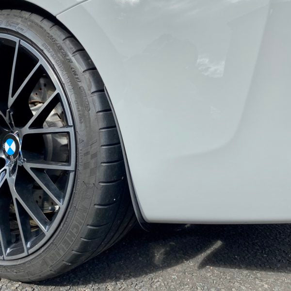Automotive Passion BMW M2 F87 Carbon Fiber Rear Arch Guards Mud Flaps